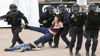 Francia: realizan simulacro antiterrorista antes de la Eurocopa