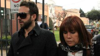 'Peluchín' no aprueba futura boda de Magaly Medina
