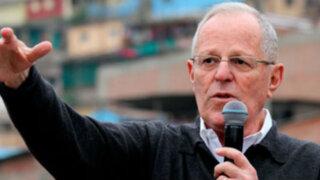 ONPE al 100%: PPK es virtual presidente de la República