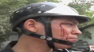 Contrabandistas hieren a policías en Tumbes