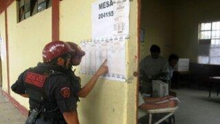 Piden investigar supuesta prohibición a policías y militares para que no voten