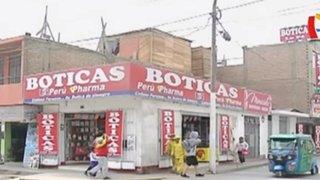 Puente Piedra: detienen a tres niños tras asalto a farmacia