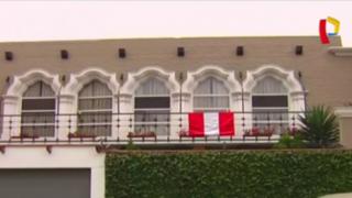 San Isidro: las novedades desde los exteriores de la casa de Kuczynski