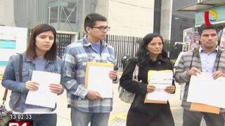 Más de 30 estudiantes denuncian por estafa a agencia de viajes Loux Travel