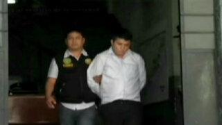 Chaclacayo: capturan a banda de estafadores que simulaban ser policías