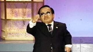 """El sueño de ser presidente: El deseo escondido del entrañable """"Petipán"""""""
