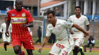 Universitario cayó 3-0 ante Sport Huancayo en el Estadio Monumental