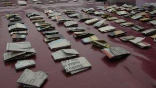 Grupo Terna captura a microcomercializador de droga en Chorrillos