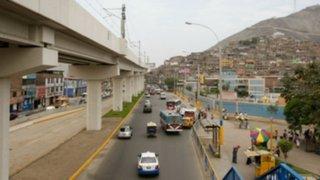 Este mes comenzará a operar corredor SJL-Abancay-Brasil