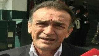 Héctor Becerril y Jorge del Castillo enfrentados por huelga de maestros
