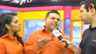 ¿Andrés Hurtado pretende adueñarse del programa de Lorena Caravedo?
