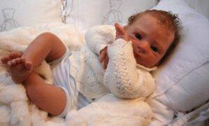 Se incrementa venta de bebés que parecen de carne y hueso
