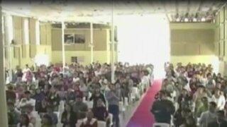 Iglesias cristianas son el nuevo blanco de la delincuencia en Lima