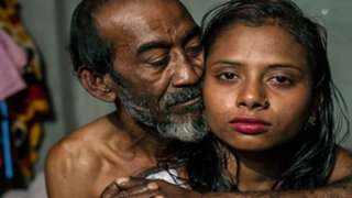 FOTOS: la triste realidad de los prostíbulos de Bangladesh