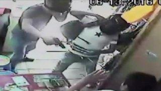 Huánuco: policía logra capturar a delincuentes luego de asaltar a cambista