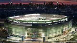 Así luce el MetLife Stadium, escenario del Perú vs. Colombia