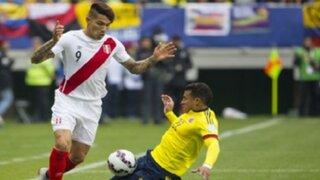 Se agotaron entradas para duelo entre Perú y Colombia
