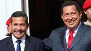 Carta de Hugo Chávez podría comprometer a Ollanta Humala