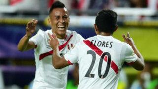 Perú se despidió de la Copa América de pie y con la frente en alto