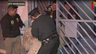 Salamanca: hombre muere tras caer del tercer piso de edificio