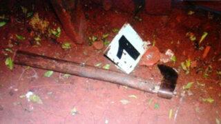 Muchacho de 19 años decapita a su abuela a hachazos