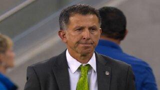 México vs. Chile: ¿Qué dijo Juan Carlos Osorio tras humillante goleada?