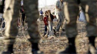 Turquía: acribillan a refugiados que intentaban cruzar frontera