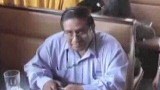 Detienen a supuesto funcionario de Sedapal por corrupción