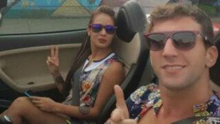 ¿Antonio Pavón y Alessa Canales nuevamente juntos?