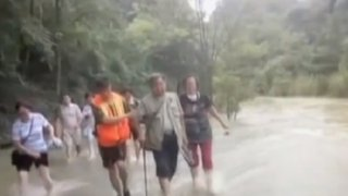 China: se reportan más de 20 muertos tras inundaciones