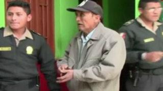 Huancayo: Anciano que sufre de Alzheimer tenía en su poder 15 000 soles