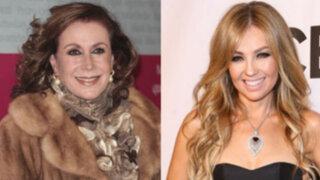 Laura Zapata culpa a Thalia de querer desprestigiarla