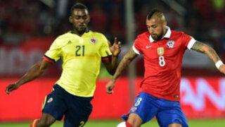 Copa América: Chile venció 2-0 a Colombia y repite final contra Argentina