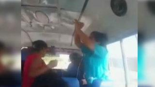 Chiclayo: niño es trasladado de emergencia en cúster por falta de ambulancia