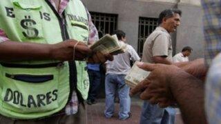 Reacciones por erradicación de cambistas de calles de San Isidro