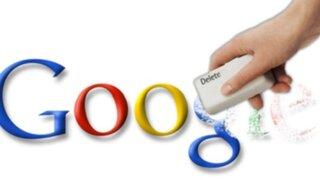 Google: ¿Qué es el 'Derecho al Olvido'?