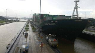 Culmina proceso de ampliación del Canal de Panamá