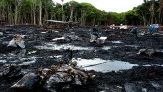 Loreto: Nuevo derrame de petróleo del Oleoducto Norperuano