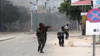 Ataque terrorista contra hotel deja nueve muertos en Somalia