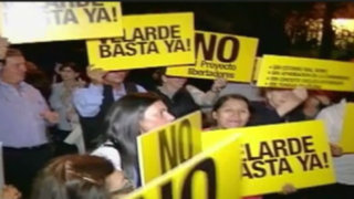 Vecinos en busca de revocatoria: San Isidro en conflicto