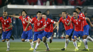 Chile se coronó campeón de la Copa América Centenario