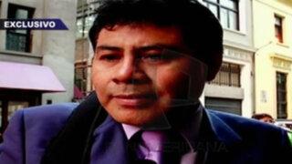 Germán Juárez Atoche: Palabra de fiscal