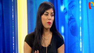 """Aída Martínez: """"No estaría con una chica"""""""