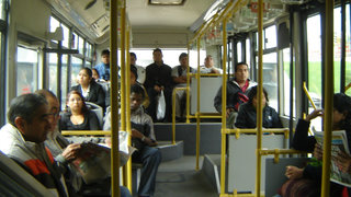 Minsa advierte que vehículos de transporte público son focos infecciosos