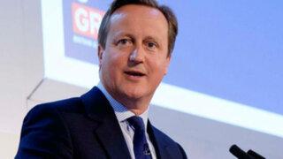 Reino Unido: las primeras declaraciones de David Cameron tras el Brexit