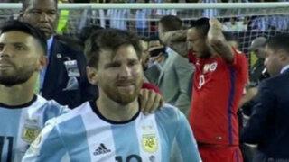 Lanzan spot para que Messi no renuncie a la selección argentina