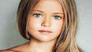 """Mira como luce la """"niña más bella del mundo"""" a sus 15 años"""