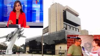 Ministerio de Defensa emite comunicado sobre denuncia contra Panorama
