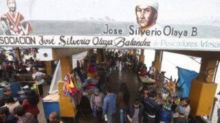 Pescadores y sus familias celebran el Día de San Pedro y San Pablo
