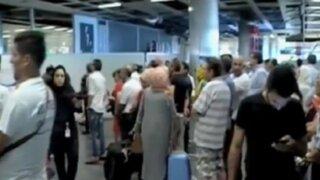 Revelan nuevas imágenes de atentado en aeropuerto de Estambul